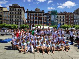 II jornada deporte salud familia aedona la pamplonesa