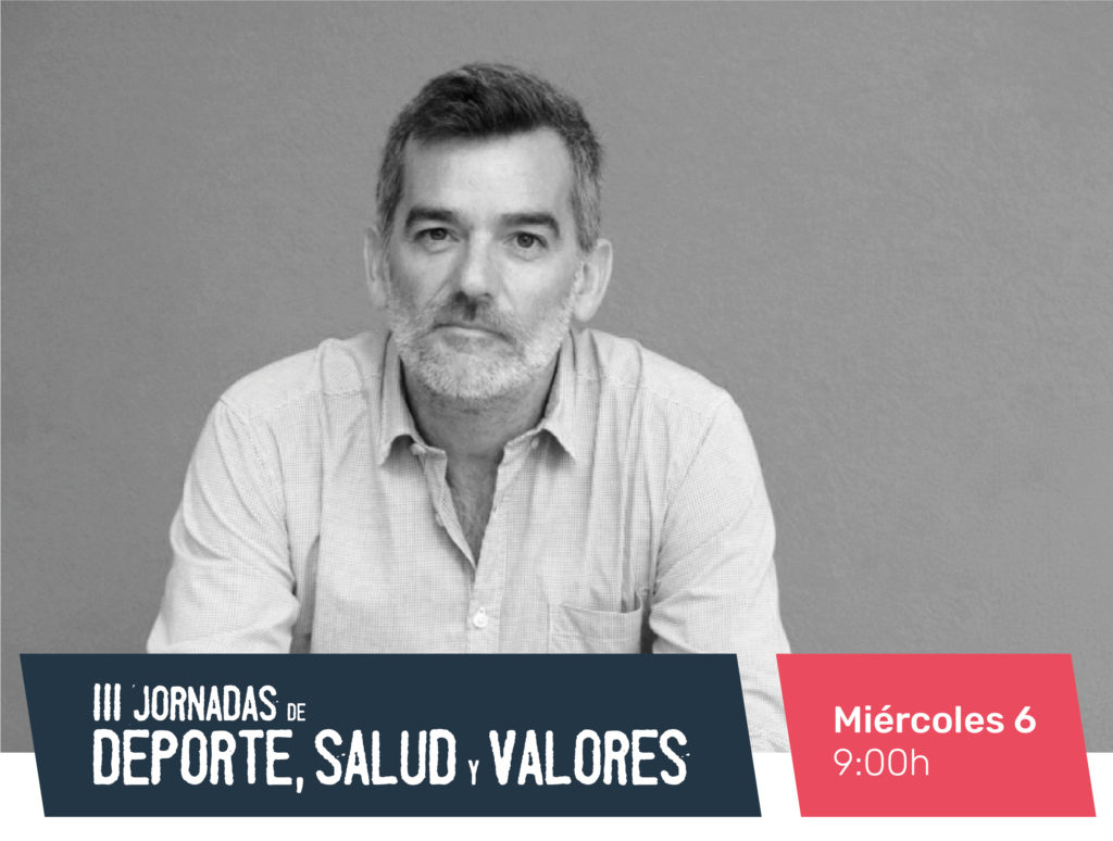 nacho-coller-jornadas-deporte-salud-valores-aedona-2019