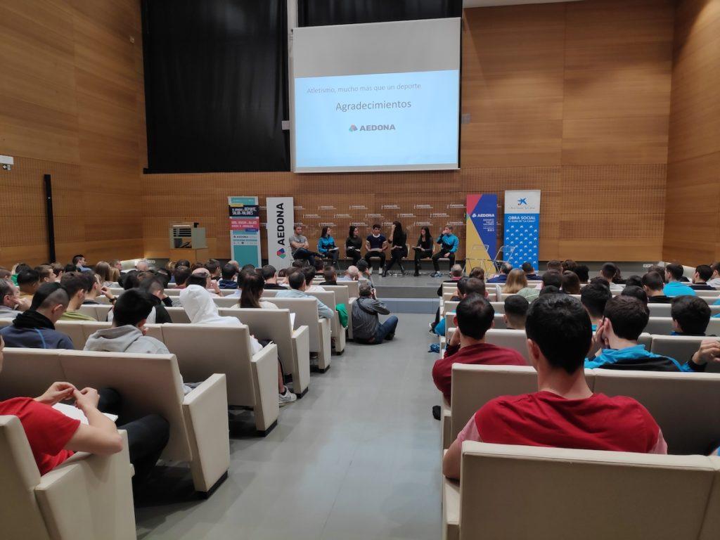 ruth-beitia-jornadas-deporte-salud-valores-aedona-2019