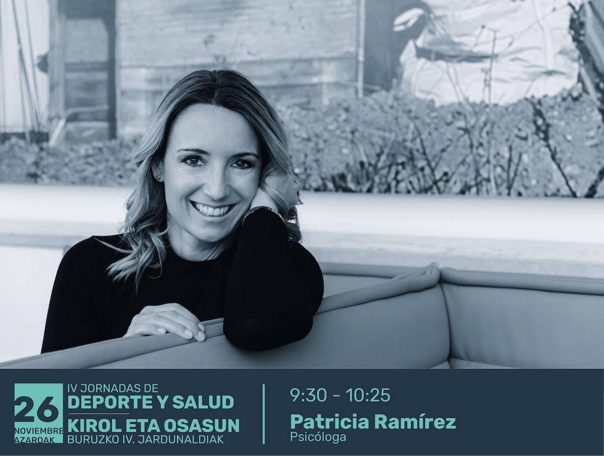 patricia-ramirez-psicolo-jornada-deporte-salud-aedona 2020