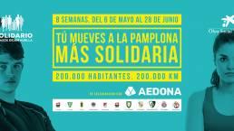 Participa en el Reto Solidario de Fundación DN, Obra Social la Caixa y AEDONA