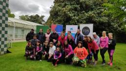Superamos los 30.000 km gracias a la Zumba Solidaria de AEDONA