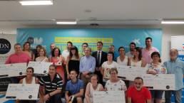 AEDONA finaliza el Reto Solidario FDN superando los 200.000km