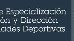 AEDONA organiza el Curso de especialización en Gestión y Dirección de Entidades Deportivas